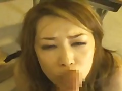 Yumi kazama lets one of her students bang her after class