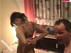 My 1st anal orgasm