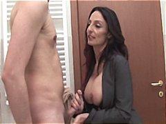 Kova Porno, Vanha Ja Nuori, Italialainen.