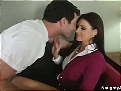 Hot milf india summer sucks cock and fucks to keep secret and toy