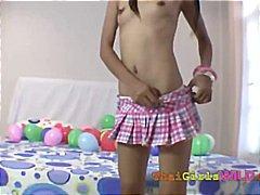 Anal thai teen