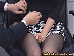 Aya matsuki hot kinky asian doll enjoys part4