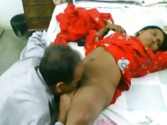 Pakistani hairy pussy licked and fucked
