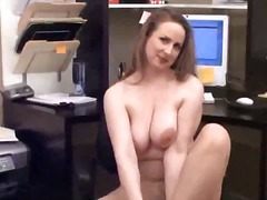 Thick housewife pussy pleasure