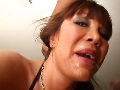 Mature asian whore ava devine with
