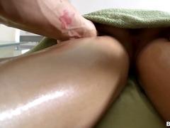Attractive black haired famous pornstar rebeca