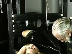 Dissolute bondage sex mov presented by amateur bondage videos