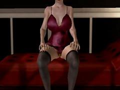 Dana scully fbi whore part#1