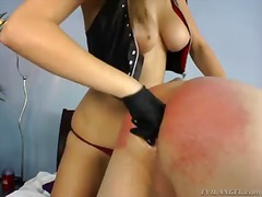 Holly michaels is punishing her enslaved bf