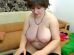 Sexy hawt older on web camera