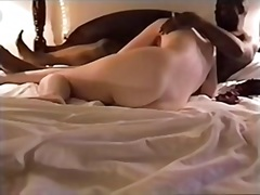 Interracial cuckold housewife part 2 oral sex