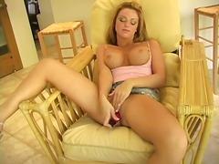 Babe exposes nice body